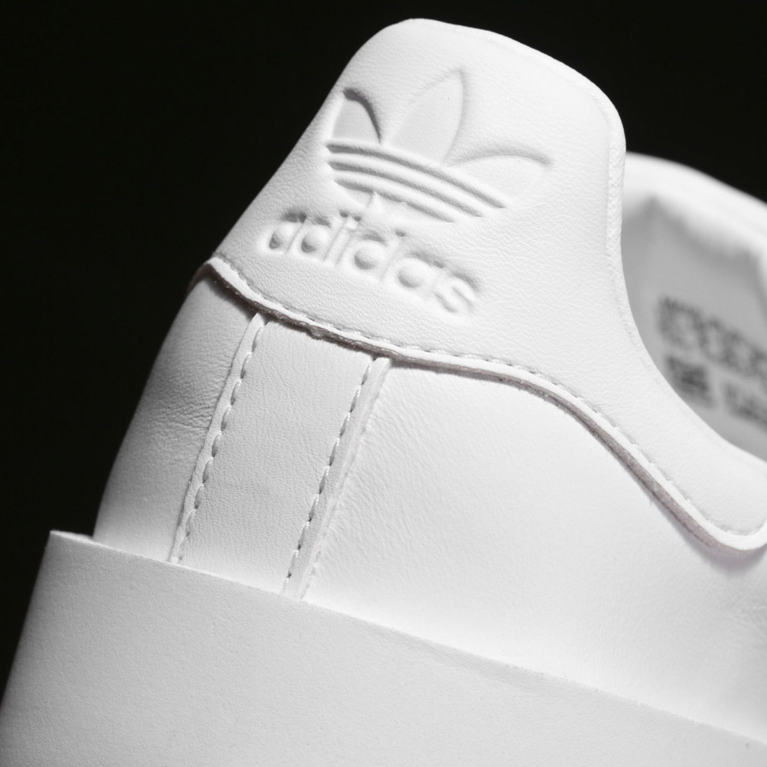 adidas Originals Superstar Bold — detail