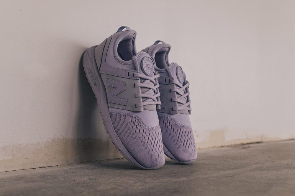 New Balance 247 Sport — boty — tenisky — sneakers — dámské — světle fialové — light purple — Breathe Pack