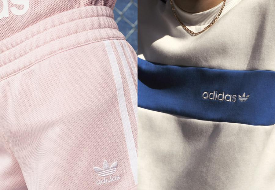 adidas Originals — kolekce 70s — podzim/zima 2017 — sportovní oblečení
