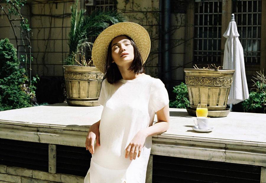 Letní dámské slaměné a plstěné klobouky Paris+Hendzel