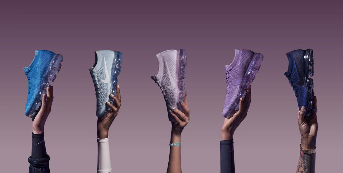 Nike Air VaporMax — boty — tenisky — sneakers — běžecké — pánské — dámské