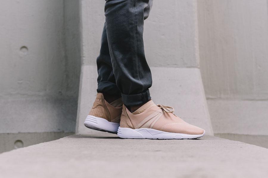 ARKK Copengahen — Eaglezero S-E15 Light Tan — boty — tenisky — sneakers — pánské, dámské — béžové
