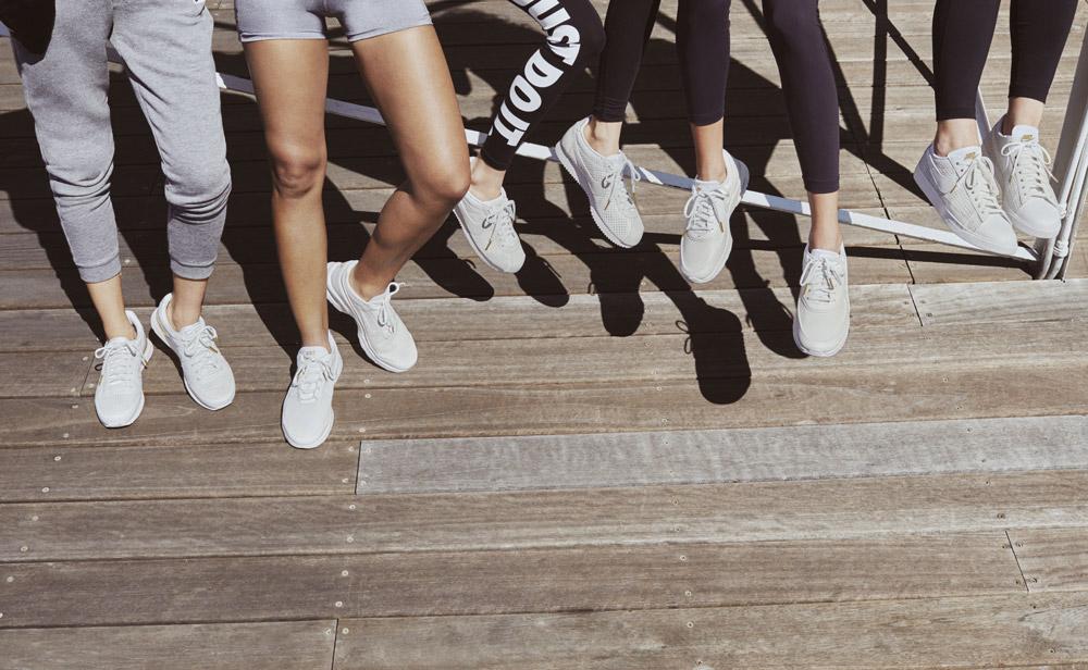 Nike Beautiful x Powerful x Elaine Thompson — kolekce dámský tenisek