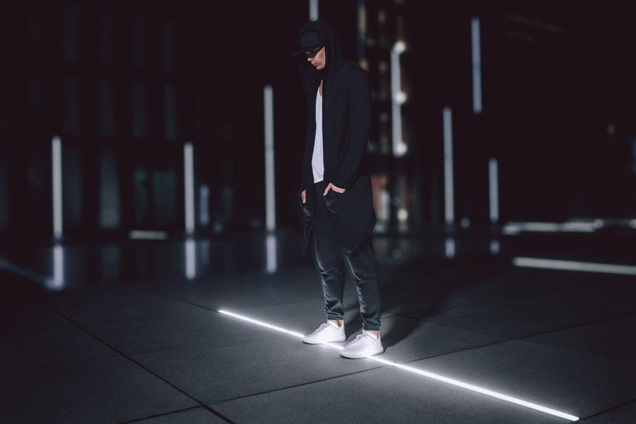 ARKK Copengahen — Eaglezero S-15 White — boty — tenisky — sneakers — pánské, dámské — bílé