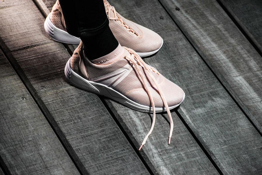 ARKK Copengahen — Eaglezero S-E15 Soft Pink — boty — tenisky — sneakers — dámské — světle růžové