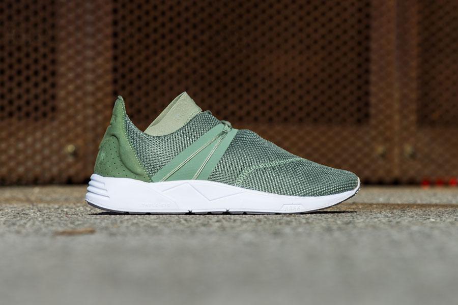 ARKK Copengahen — Eaglezero S-E15 Granite Green — boty — tenisky — sneakers — pánské, dámské — zelené