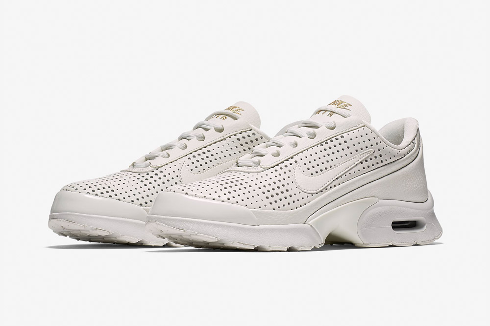 Nike Beautiful x Powerful x Elaine Thompson — Nike Air Max Jewell Premium QS — dámské tenisky — boty — sneakers — bílé