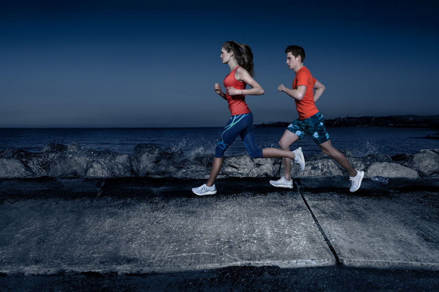 adidas Parley — Run for Oceans