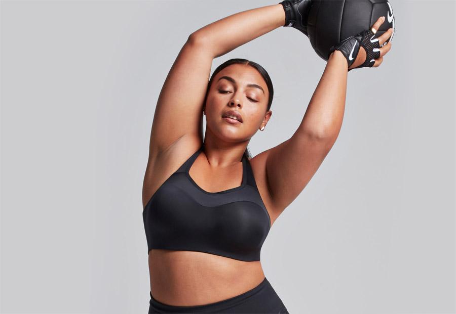 Sportovní podprsenky Nike