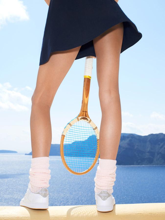 Prosto — letní šaty — tmavě modré — sportovní — dámské — lookbook jaro/léto 2017