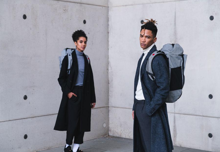 Batohy a tašky PINQPONQ — podzim/zima 2017