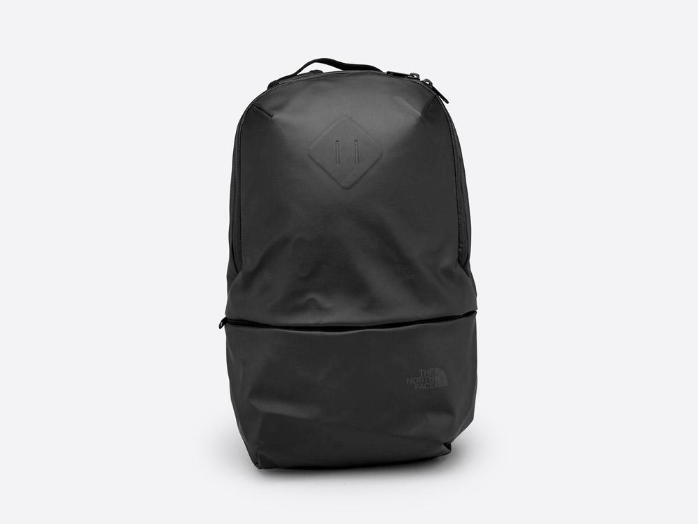 The North Face — Back Future Berkley — černý batoh — městský — školní — nepromokavý — waterproof backpack — black