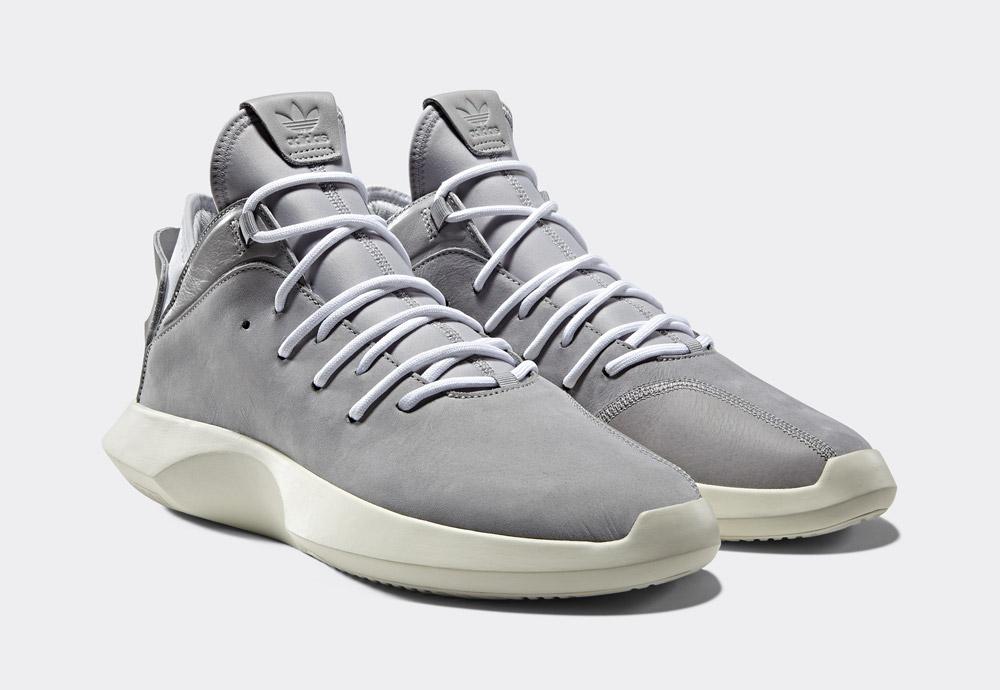 adidas Originals Crazy 1 ADV — kotníkové boty — pánské — tenisky — sneakers — šedé
