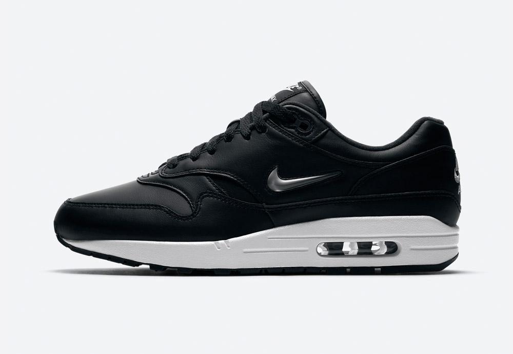 Nike Air Max 1 Premium SC — pánské boty — tenisky — sneakers — černé (black)
