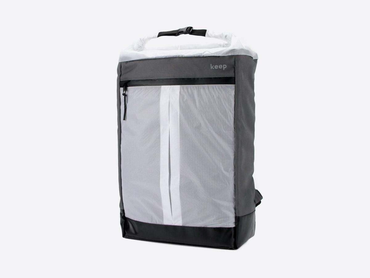 We Are Able — Neustadt Grey — batoh — nepromokavý — šedý — městský, školní, outdoor — dámský, pánský