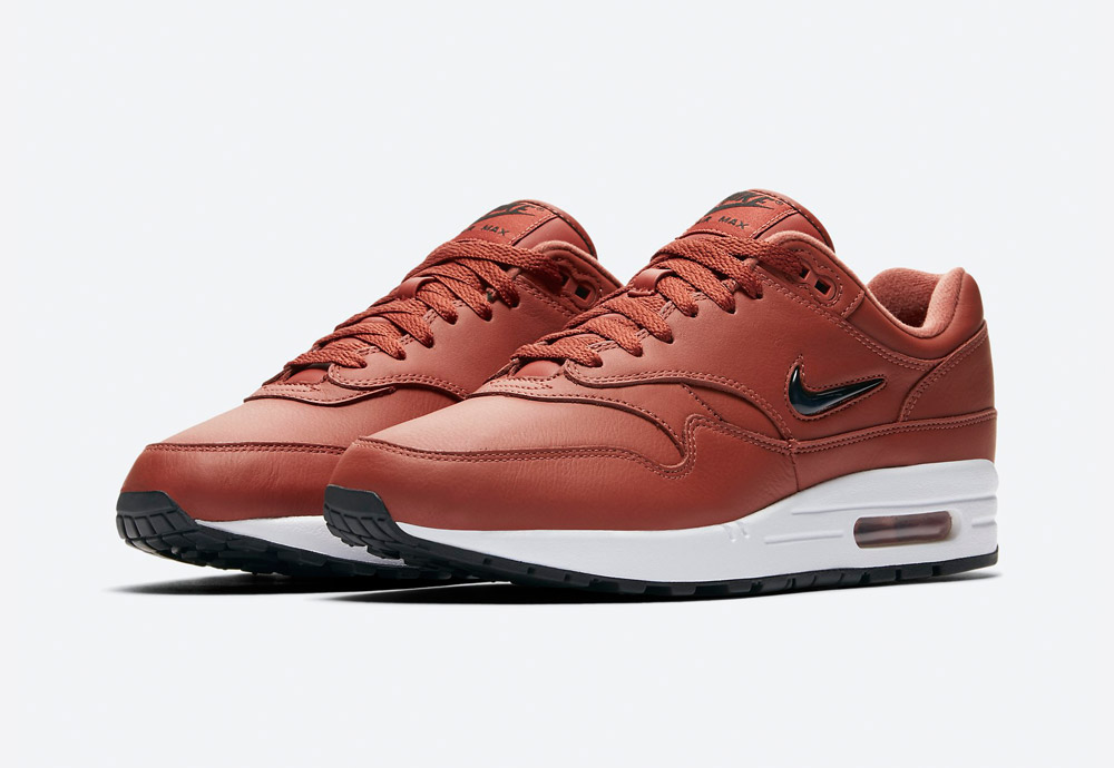 Nike Air Max 1 Premium SC — pánské tenisky — boty — sneakers — hnědé (brown)