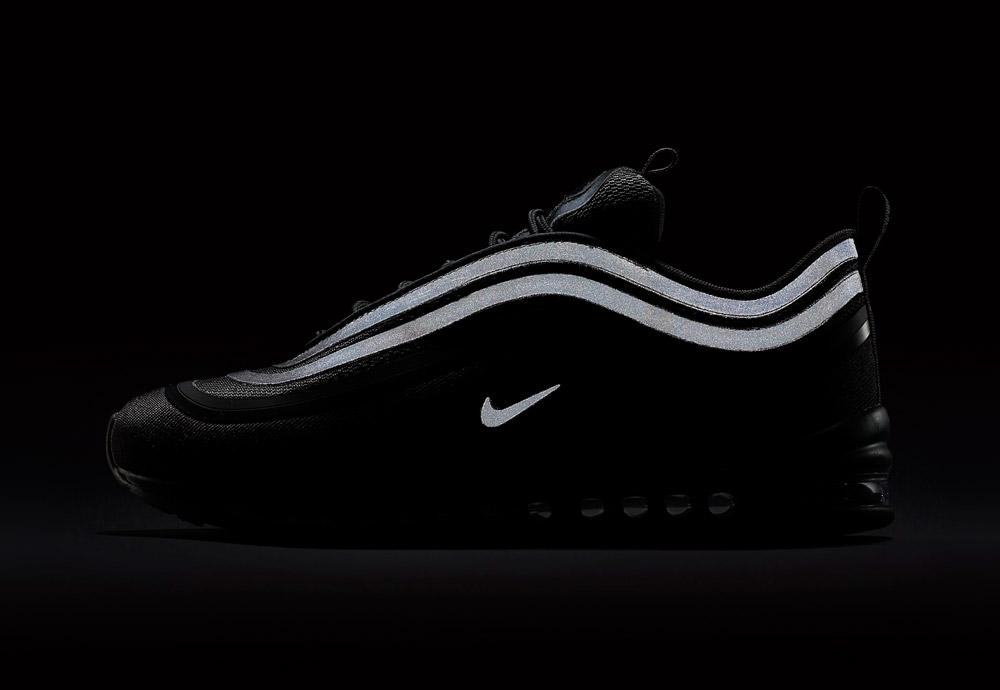 Nike Air Max 97 Ultra '17 — reflexní prvky