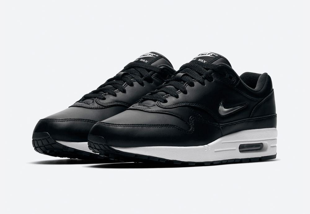 Nike Air Max 1 Premium SC — pánské tenisky — boty — sneakers — černé (black)