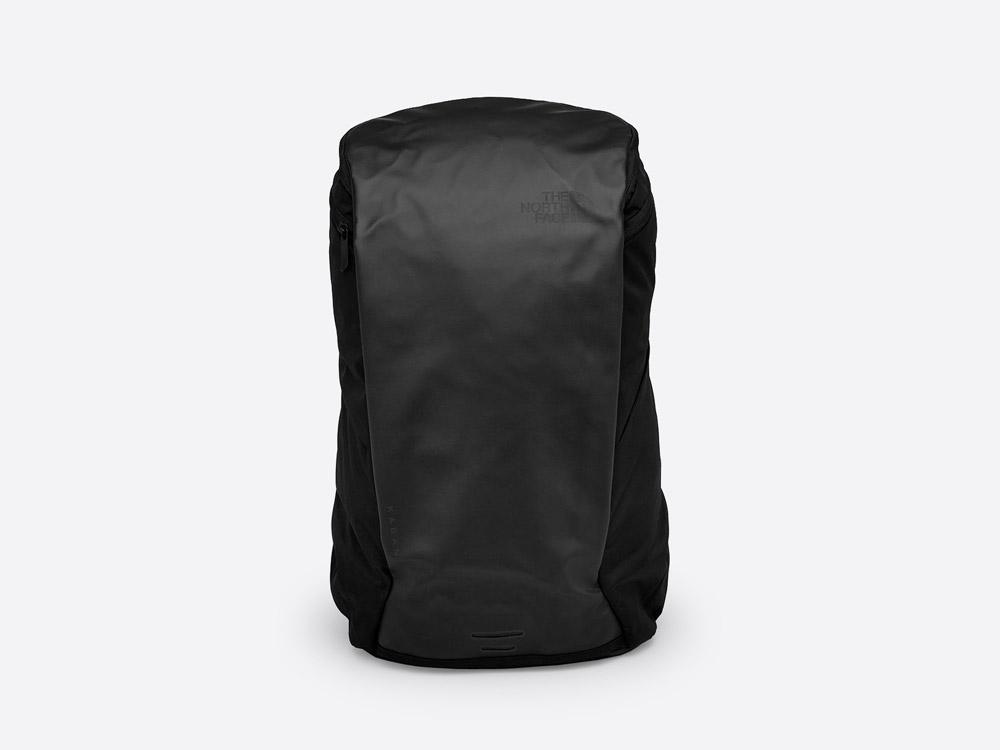The North Face — Kaban — černý batoh — městský — outdoor — nepromokavý — waterproof backpack — black