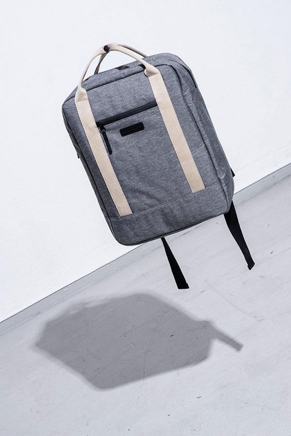 Ucon Acrobatics — šedý batoh z PET lahví — Ison Backpack — nepromokavý — série Slate