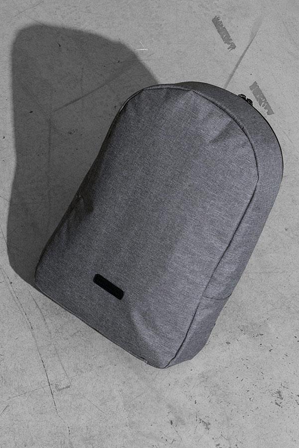 Ucon Acrobatics — šedý batoh z PET lahví — Marvin Backpack — nepromokavý — série Slate