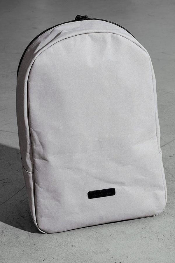 Ucon Acrobatics — šedý batoh z celulózy — Marvin Backpack — nepromokavý — série Paper
