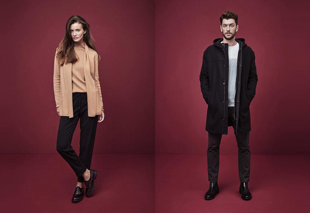 Pietro Filipi — dámské a pánské oblečení — podzim/zima — 2017