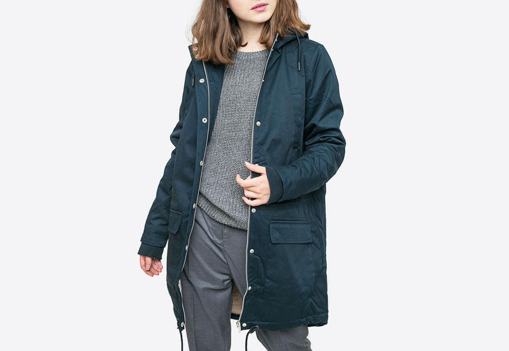 Dámské zimní bundy a kabáty Wemoto — podzim/zima 2017