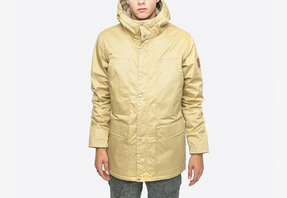 Pánské zimní bundy Makia s kapucí