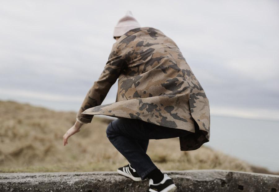 RVLT — pánská móda — pánské oblečení — podzim/zima 2017