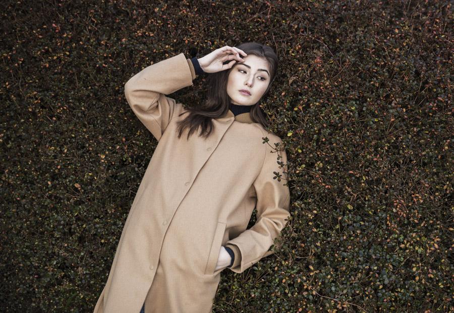 Dámské zimní bundy a kabáty nového dánského labelu Selfhood