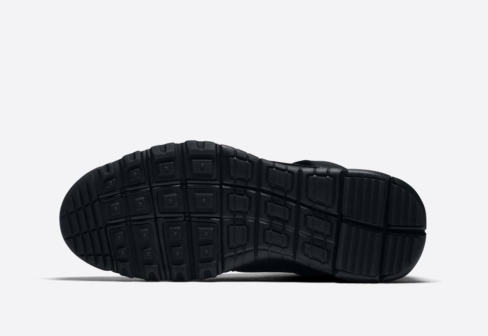 Nike SB Dunk High — zadní pohled