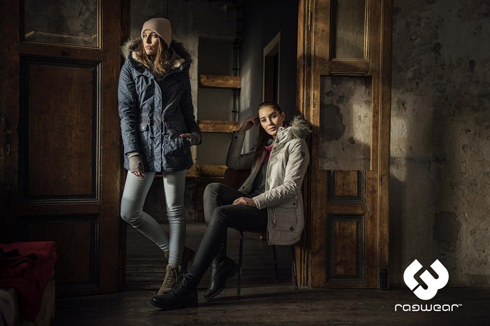 Ragwear — dámské zimní bundy s kapucí s kožíškem — — women's winter jakckets — podzim/zima 2017