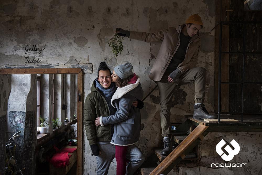 Ragwear — zimní bundy s kapucí — dámské — pánské — women's and men's winter jakckets — podzim/zima 2017