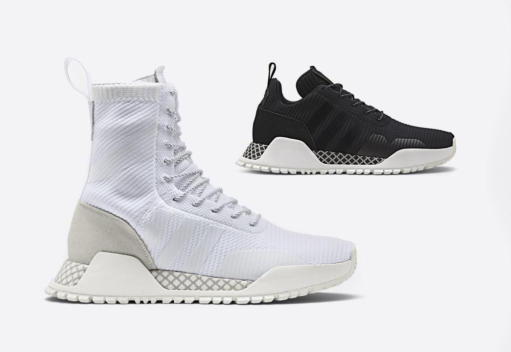 adidas Originals AF 1.3 PK a AF 1.4 PK — zimní boty — Atric Pack