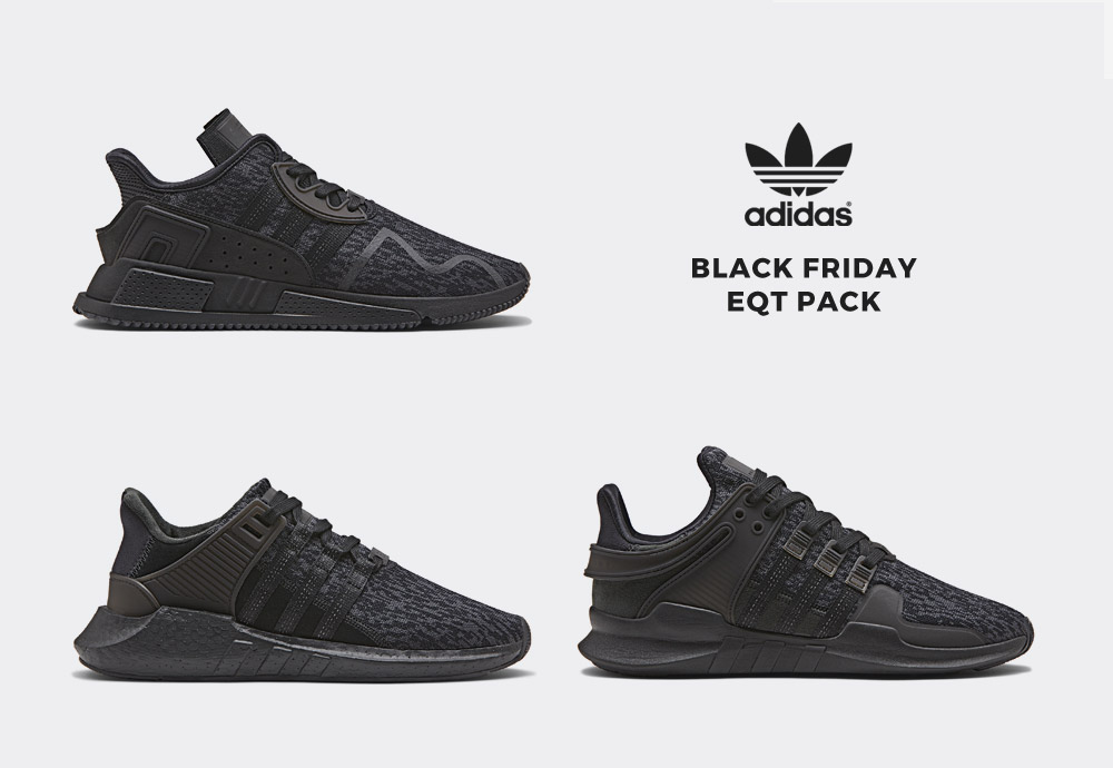adidas Originals Black Friday EQT Pack