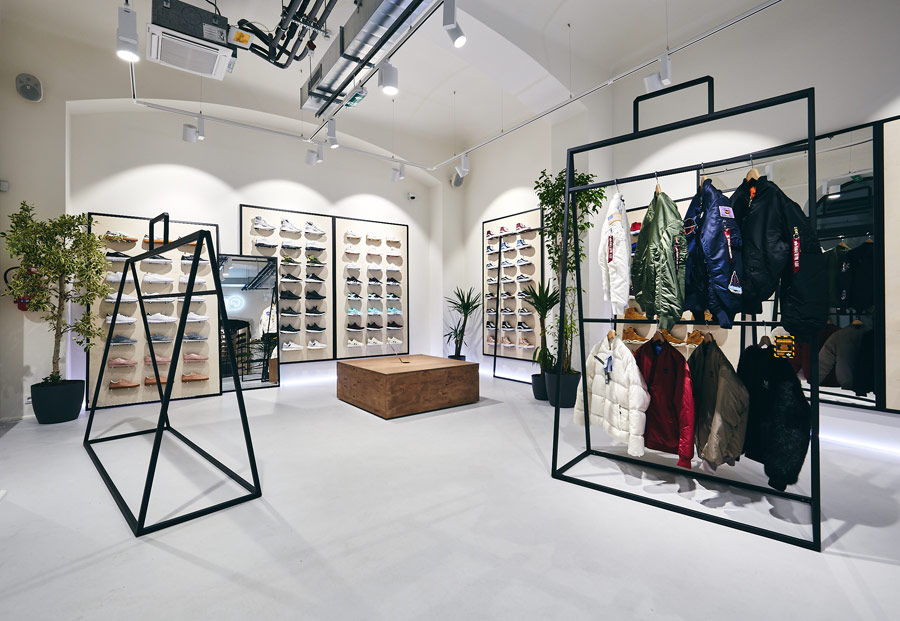 Queens shop otevřel novou prodejnu v Praze