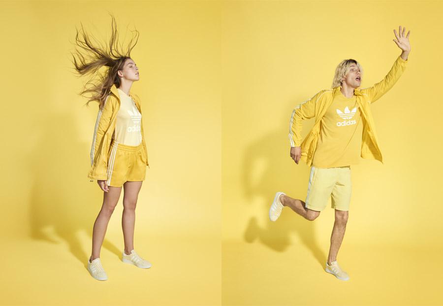 adidas Originals — sportovní oblečení — kolekce adicolor — jaro/léto 2018