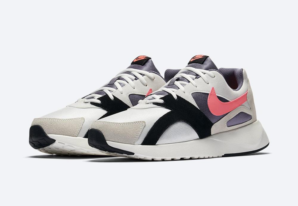 Nike Pantheos — tenisky — pánské — boty — bílé, barevné — men's white/color sneakers — shoes
