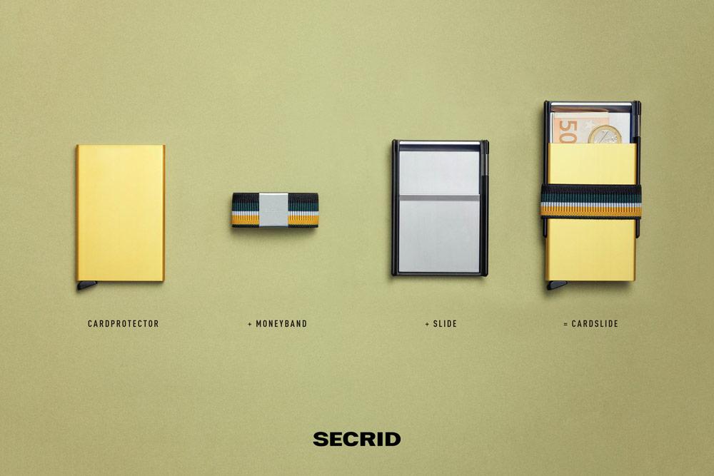 Secrid — ochrana RFID platebních karet