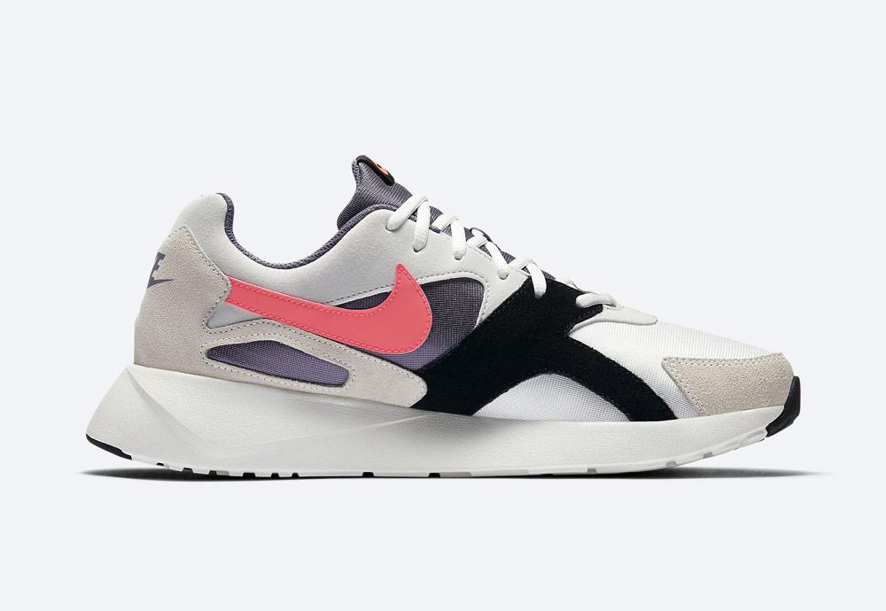 Nike Pantheos — boty — pánské — tenisky — bílé, barevné — men's white/color sneakers — shoes