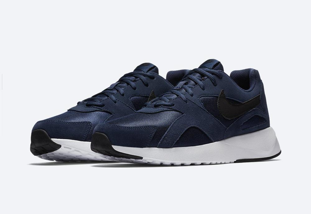 Nike Pantheos — tenisky — pánské — boty — modré — men's blue sneakers — shoes