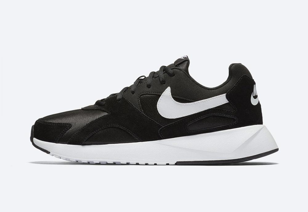 Nike Pantheos — boty — pánské — tenisky — černé — men's black sneakers — shoes