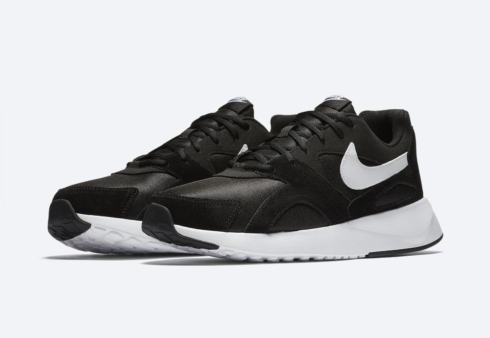 Nike Pantheos — tenisky — pánské — boty — černé — men's black sneakers — shoes