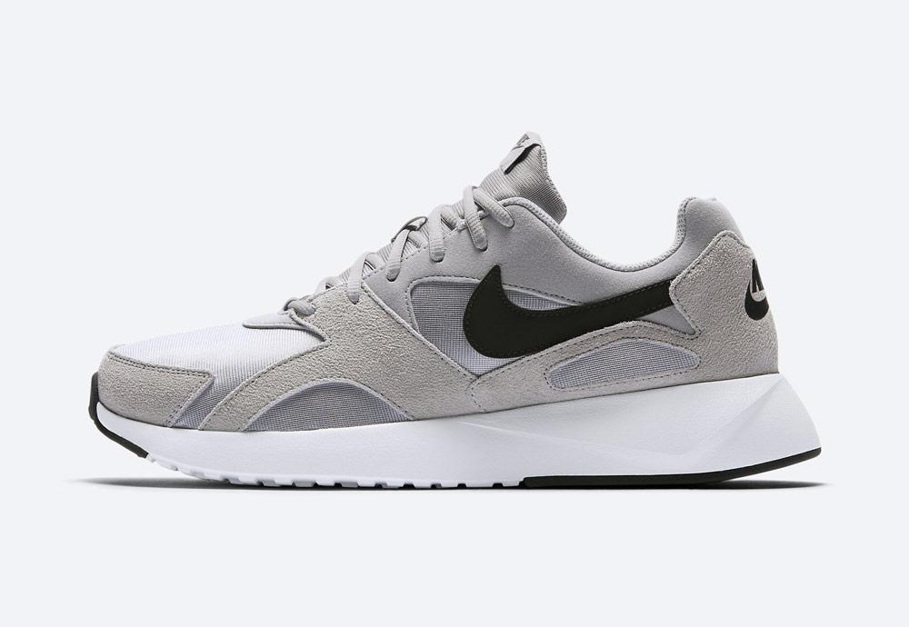 Nike Pantheos — boty — pánské — tenisky — šedé — men's grey sneakers — shoes