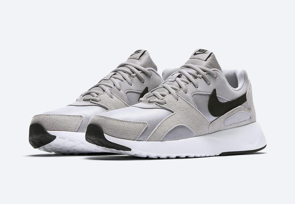 Nike Pantheos — tenisky — pánské — boty — šedé — men's grey sneakers — shoes
