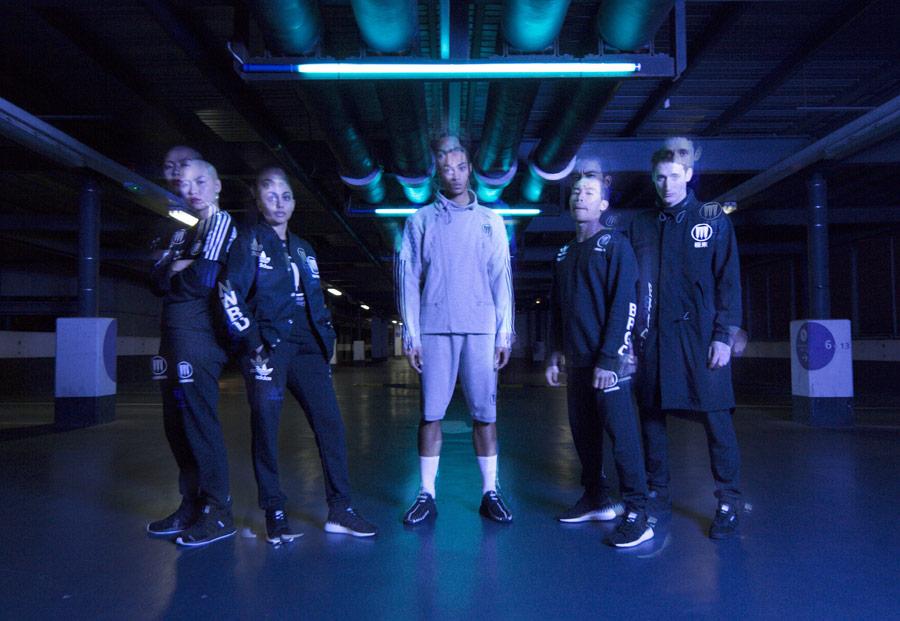 adidas Originals x Neighborhood — sportovní oblečení — sportswear