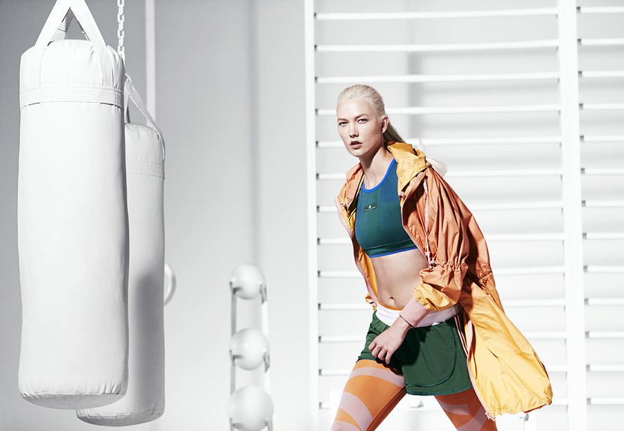 adidas x Stella McCartney — kolekce jaro/léto 2017
