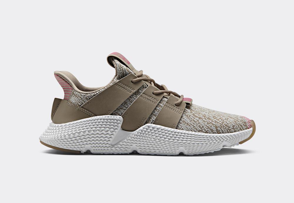 adidas Originals Prophere — boty — tenisky — pánské, dámské — béžové, pískové — sneakers — shoes — men's, women's