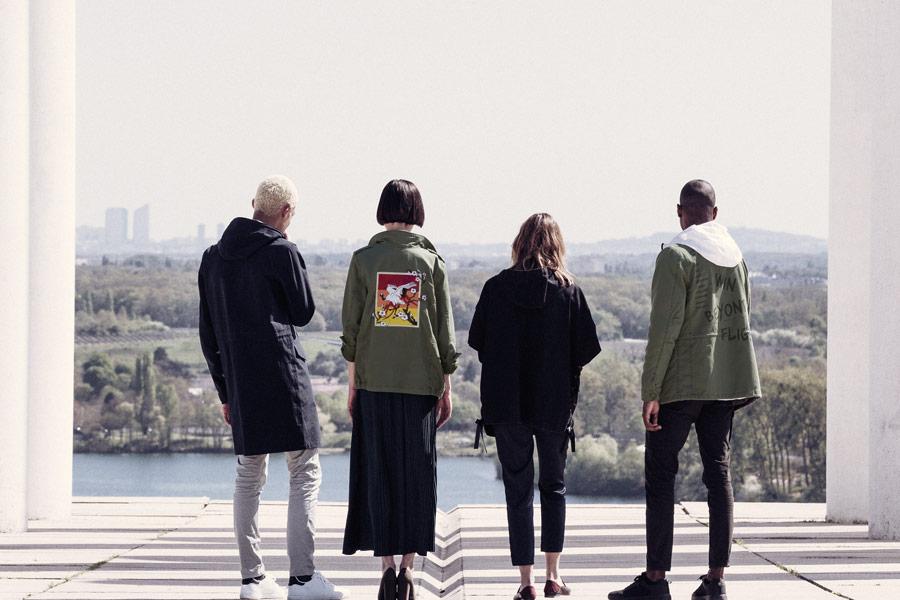 Alpha Industries — bundy, kabáty, parky — dámské, pánské — jackets, coats — jaro/léto 2018